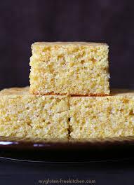 the best gluten free sweet cornbread