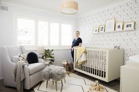 Baby Number Two S Modern And Unisex Nursery Reveal The Interiors Addict