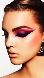 how to get the 80s makeup nisadaily