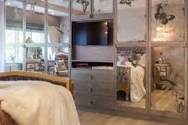antique mirror panels saligo design
