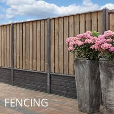 Garden Fence Panels Gates And Trellises