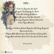 cinta cinta itu ba quotes writings by neneng saputri s