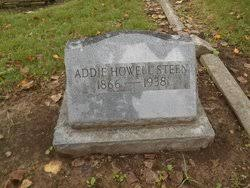 Addie Lloyd Howell Steen (1866-1938) - Find A Grave Memorial