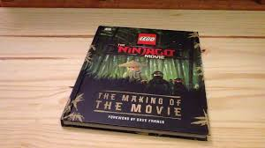 The Lego Ninjago Movie: The Making of the Movie Book Review - YouTube