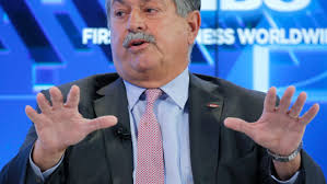 Dow Chemical chief Andrew Liveris ...
