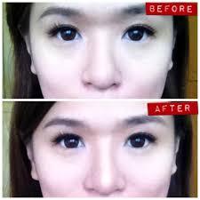 makeup tutorial for flat nose
