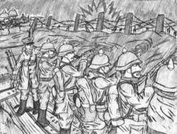 The Bayonet Gammon Irons