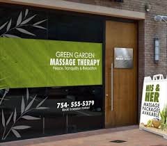 Massage Signs Custom Massage Spa Signs Signazon Com