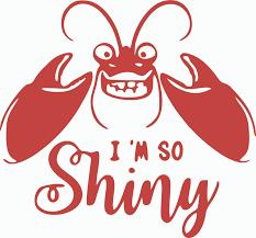 Design With Vinyl Tamatoa Crab Moana Villain Cartoon Wall Decal Wayfair