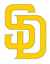 San Diego Padres Mlb Baseball Vinyl Die Cut Car Decal Sticker Ebay