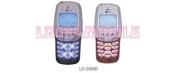 LG G3000 - complete data sheet, reviews ...