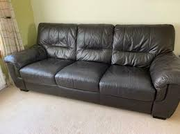 leather sofa in livingston west