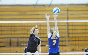 Cougars roll Bucs: No. 8 seed Heart River upsets, sweeps top seed ...