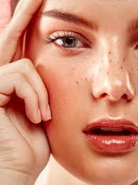 faux freckles makeup tutorial