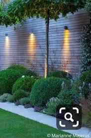 Fence Down Lights Fence Down Lights The Post Fence Down Lights Appeared First On Garden Easy Hanging Planters Indoor Back Gardens Modern Garden