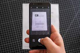 android phone s camera as a free pdf
