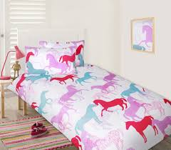 horse by happy kids quilt cover sets