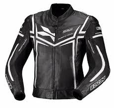 ixs sting leather sport mens motorcycle