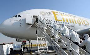 What safety measures is Emirates taking on flights? - , Emirates - Aviation  Business Middle East