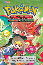 Pokémon Adventures (FireRed and LeafGreen), Vol. 24