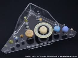 solar system models all planets and