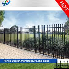 China Cheap Fence Gate Philippines And Latest Main Designs China Wrought Iron Gate And Gate Price