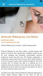 airbrush makeup by lisa marie dans l