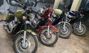no waiting period on jawa bikes in