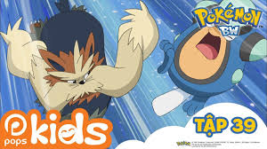 Pokémon Tập 39 - Bạn Bè Hội Tụ - Trận Đấu Của Don! - Hoạt Hình ...