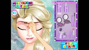 disney s frozen elsa makeup