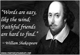 quotes about shakespeare quotes