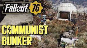 Fallout 76 Communist Bunker Youtube