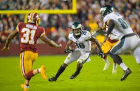 Redskins sign former Eagles running back Wendell Smallwood ...