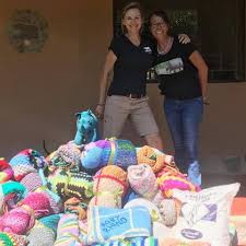 Nita Smith from Blankets for Baby Rhinos... - Care for Wild Rhino Sanctuary    Facebook