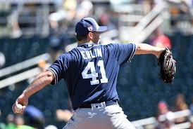 Pittsburgh Pirates Sign Pitcher Robbie Erlin to a Minor League Deal