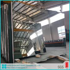 china large frameless beveled wall