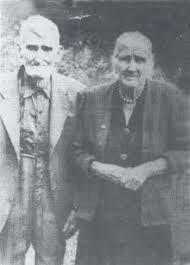 William Thomas Sanders and Sarah Ann Newsome