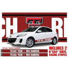 Texas Tech Car Decals Texas Tech Red Raiders Bumper Stickers Decals Fanatics