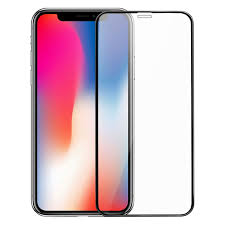 Buy iPhone XS Max Full Screen 3D Tempered Glass Screen Protector ...