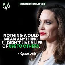 top most inspiring angelina jolie quotes motivationgrid