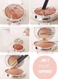 5 simple steps to fix broken makeup kit