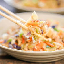 Easy Egg Roll in a Bowl Recipe - Bowl ...