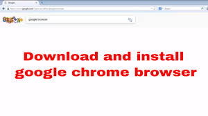 google chrome browser from computer ...
