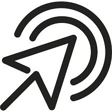 """Résultat de recherche d'images pour """"icone clic"""""""