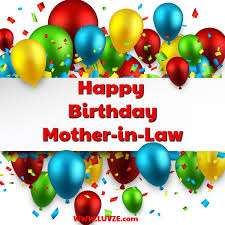 Happy Birthday Mother In Law 110 Birthday Wishes Messages