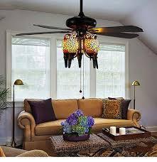 light parrot ceiling fan