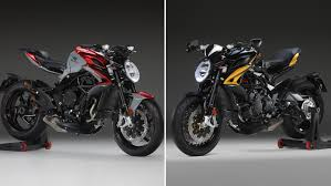 New MV Agusta Brutale and Dragster Models Almost Cut Out the Clutch – Robb  Report