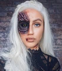 pretty halloween makeup ideas easy