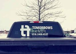 Car Stickers Truck Lettering