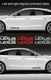 2pcs Powered By Lexus 15 Wide Vinyl Decal Sticker Emblem Logo Graphic Oracal Vinyl Decals Decals Stickers Emblem Logo